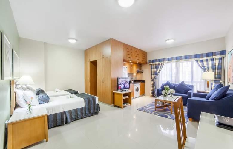 Golden Sands Hotel Apartments 3 - Room - 8