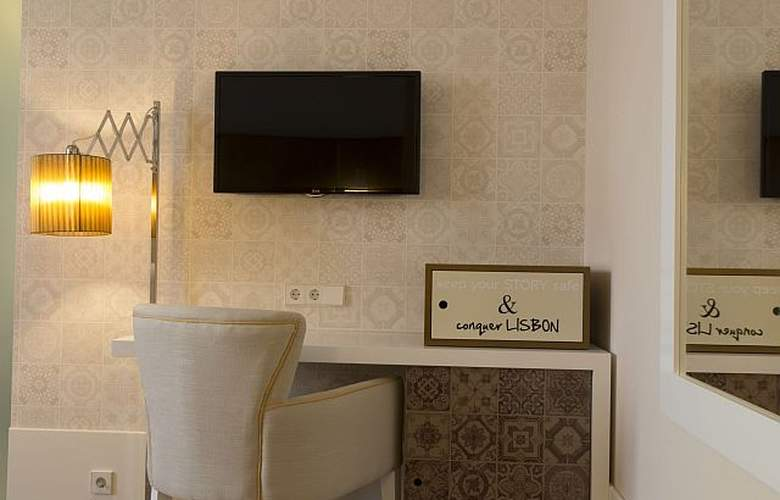 My Story Hotel Rossio - Room - 4