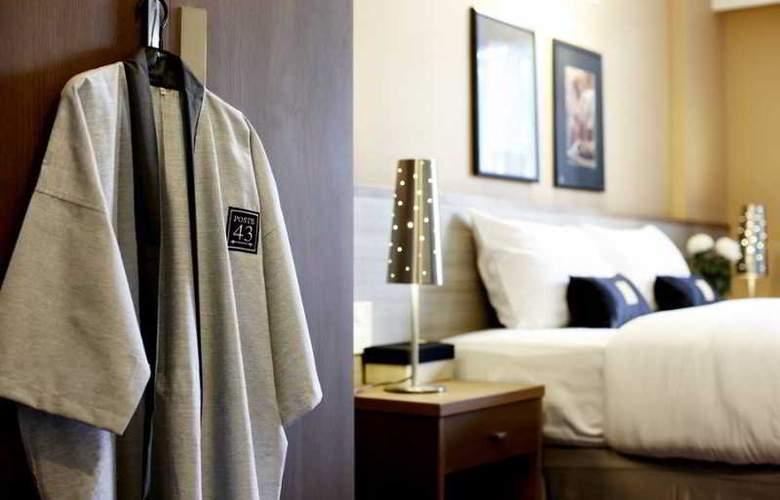 Poste 43 Residence - Room - 9