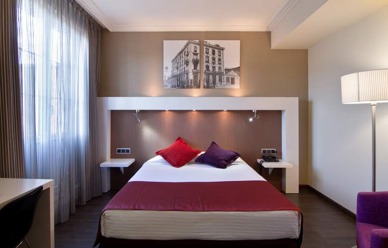 Gran Hotel España Atiram - Room - 12