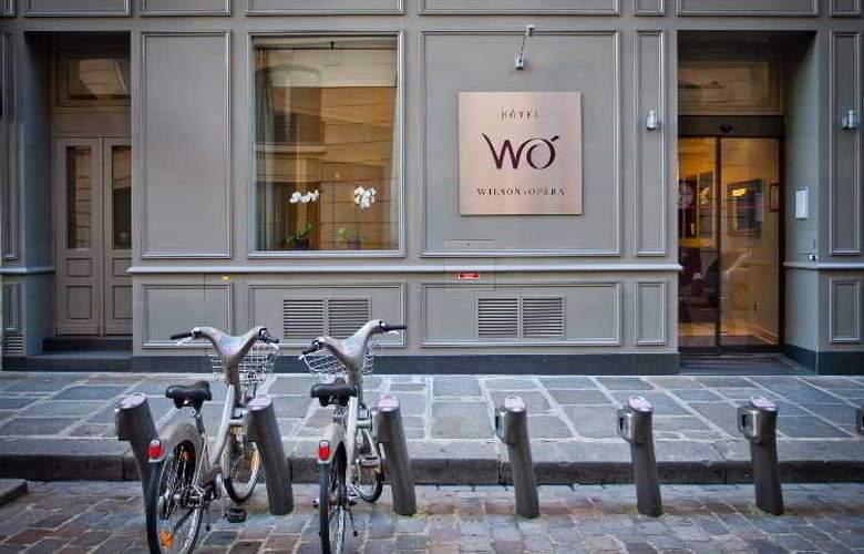 WO - Wilson Opéra - Hotel - 0