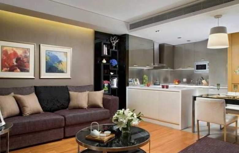Ascott Raffles City - Room - 8