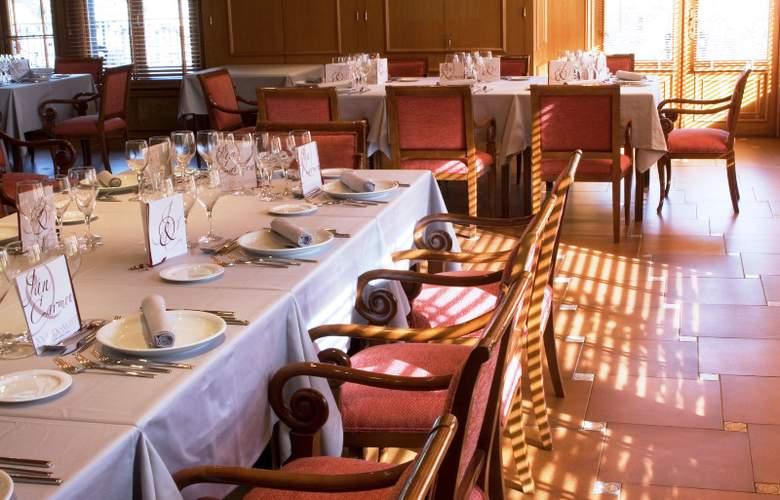 Abba Xalet Suites - Restaurant - 9