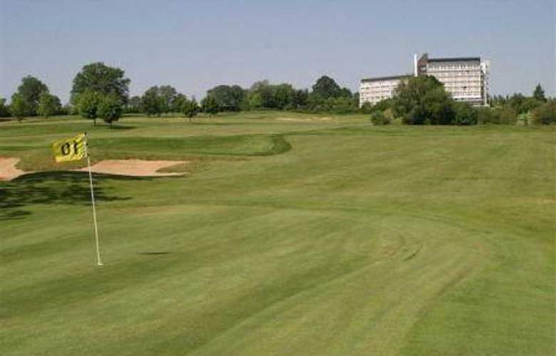 Les Dryades golf & Spa - Sport - 11