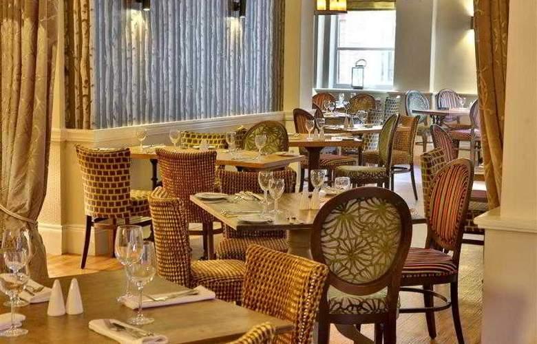 Best Western George Hotel Lichfield - Hotel - 26