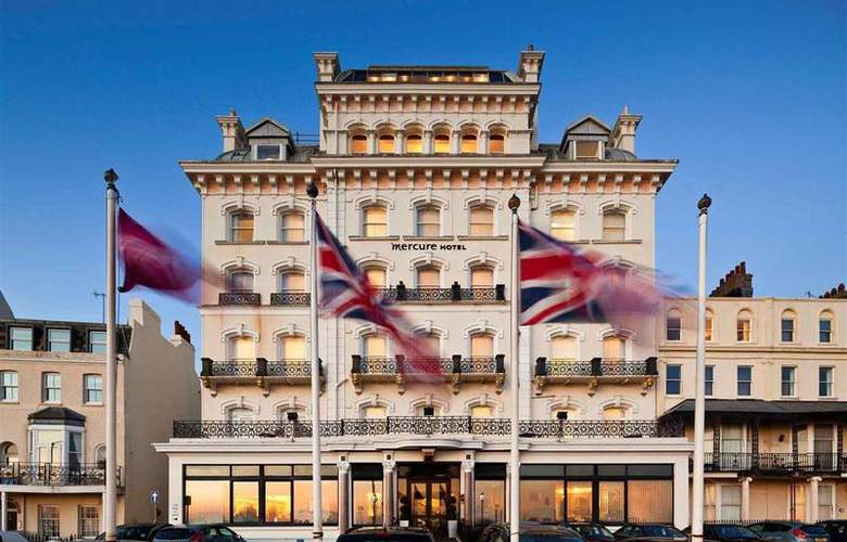 Mercure Brighton Seafront - Hotel - 33