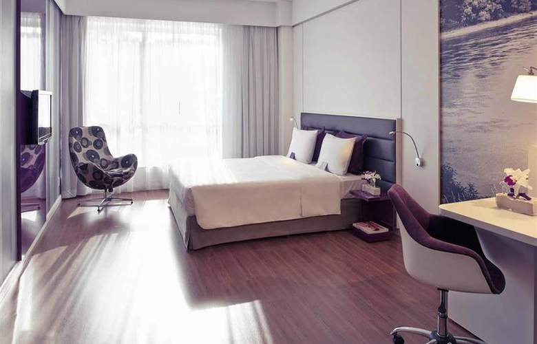 Mercure Sao Paulo Nortel Hotel - Room - 63