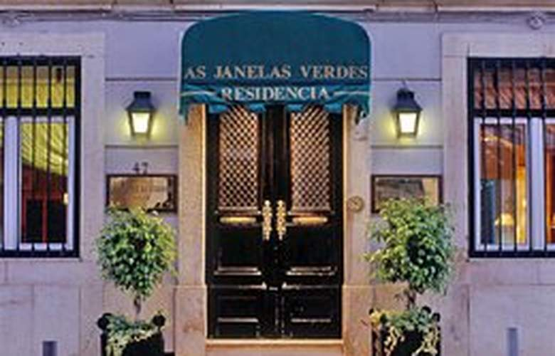 As Janelas Verdes - General - 2