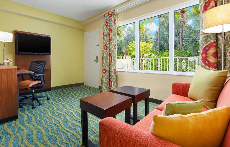 Fairfield Inn & Suites Key West at The Keys Collection - Room - 8