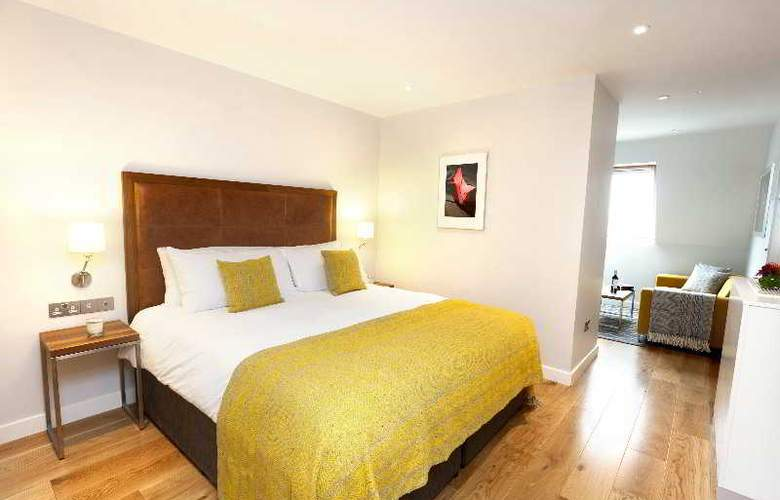 Premier Suites Dublin Ballsbridge - Room - 23