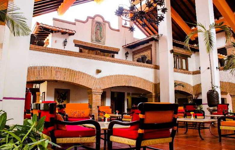 Hacienda Hotel & Spa - Hotel - 12