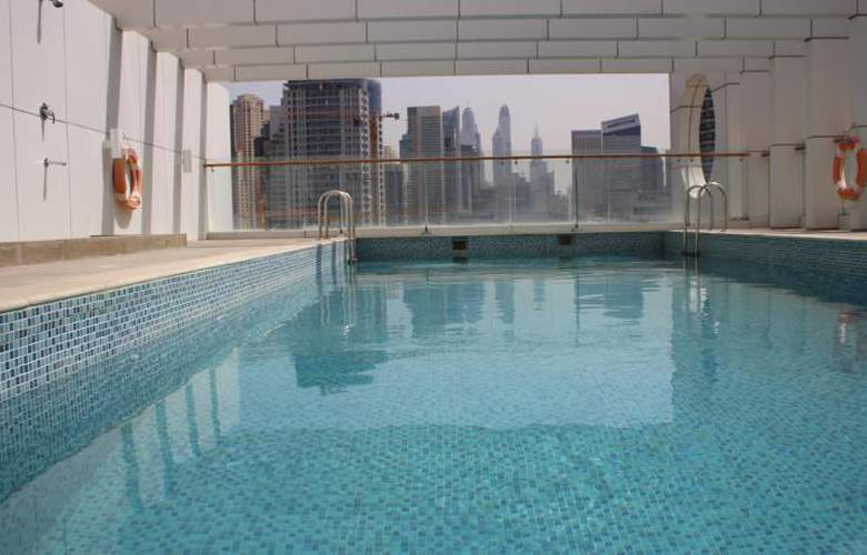 Jannah Marina Bay Suites - Pool - 6