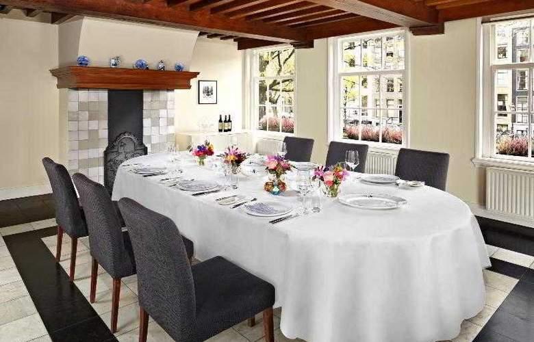 Pulitzer - Restaurant - 33
