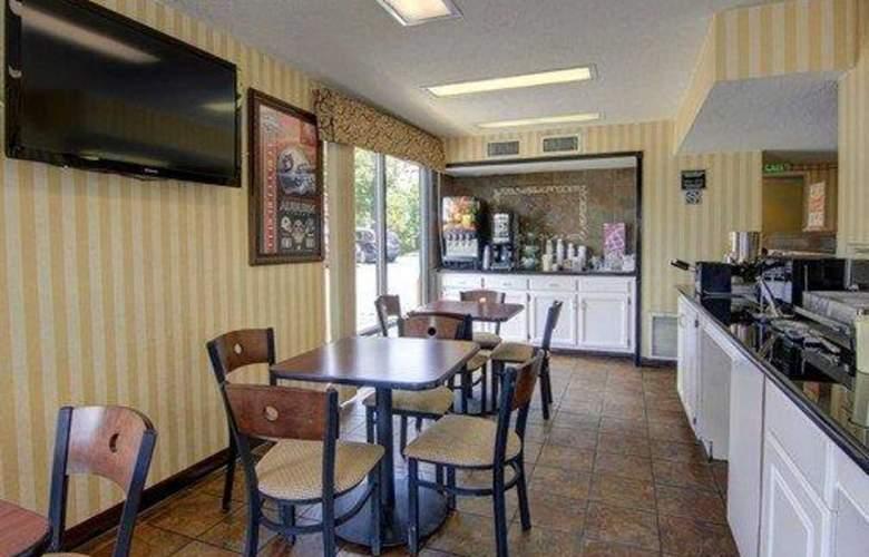 Quality Inn Auburn Campus Area I-85 - Restaurant - 4