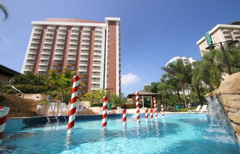 Promenade Barra First - Pool - 7