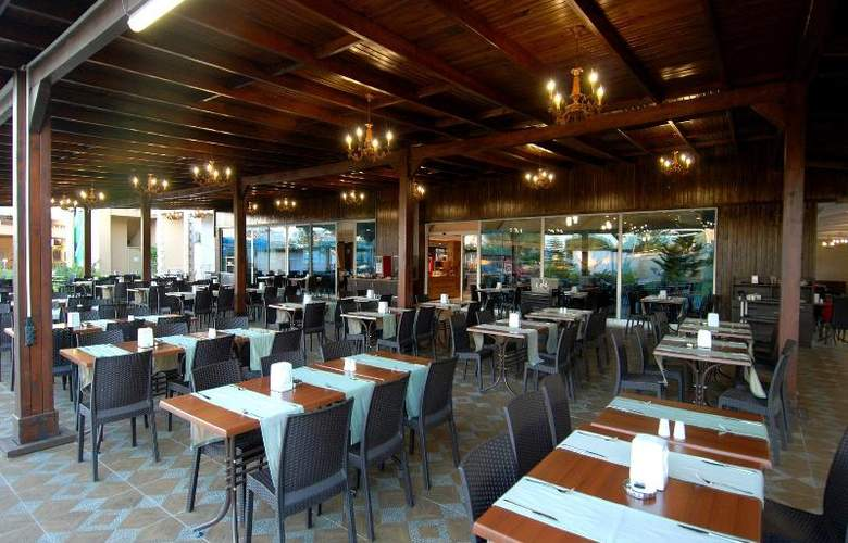 Maya World Hotel Belek - Restaurant - 83