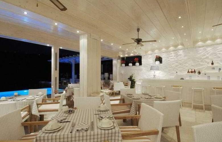 Nissaki Boutique Hotel - Restaurant - 10