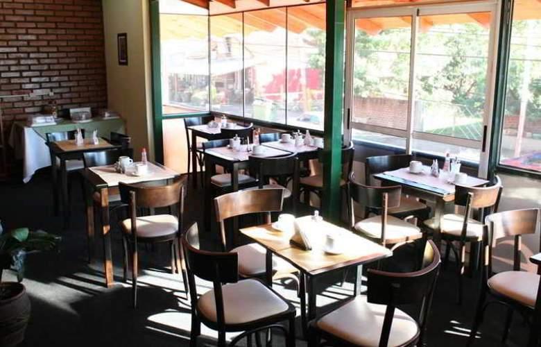 Bosetti Apart Hotel - Restaurant - 4
