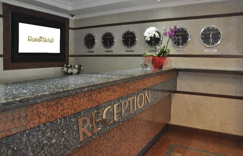 RONAX HOTEL - General - 0