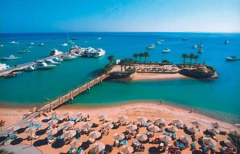 Hurghada Marriott Beach Resort - Beach - 8