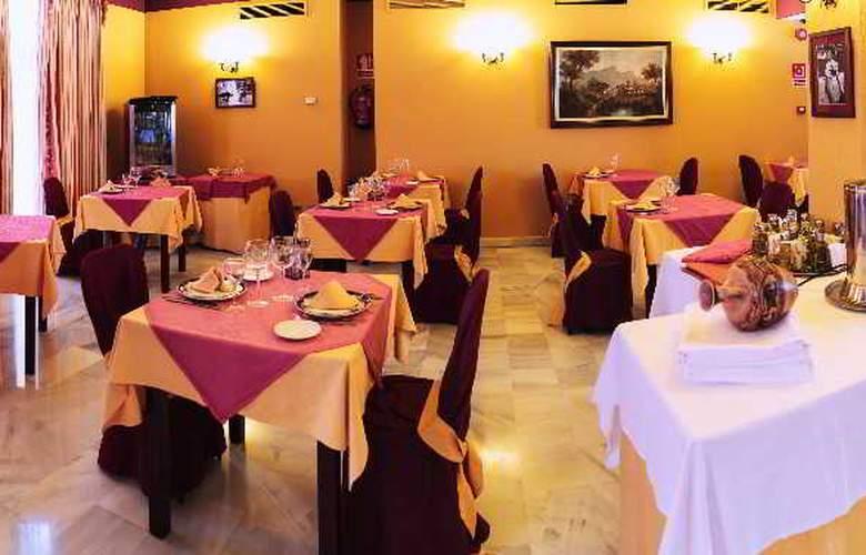 Bellavista Sevilla - Restaurant - 37