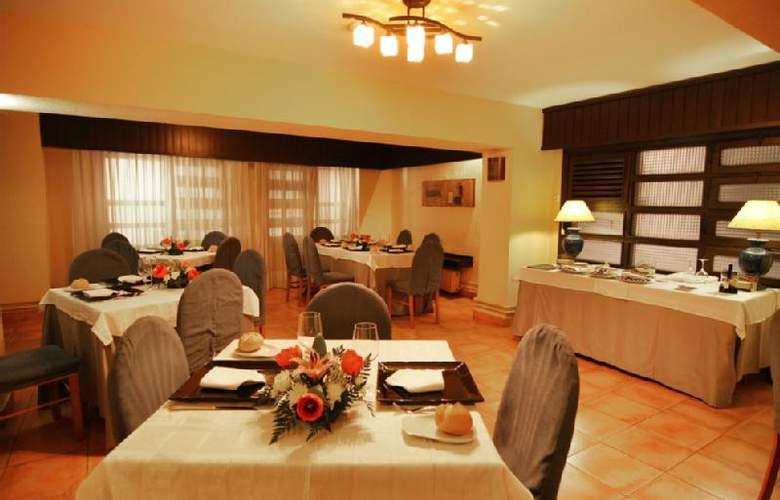 Hotel Alcantara (Antes Husa) - Restaurant - 5