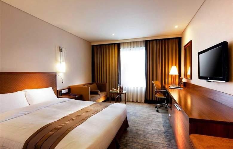 Novotel Ambassador Doksan Seoul - Room - 18