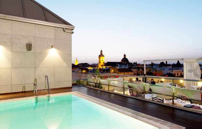 Sevilla Center - Terrace - 24
