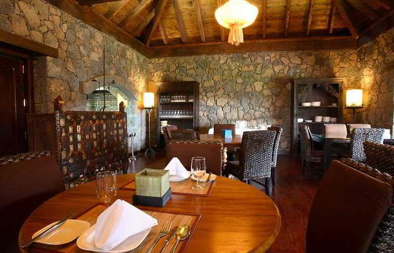 Hotel Boutique Oasis Casa Vieja - Restaurant - 4