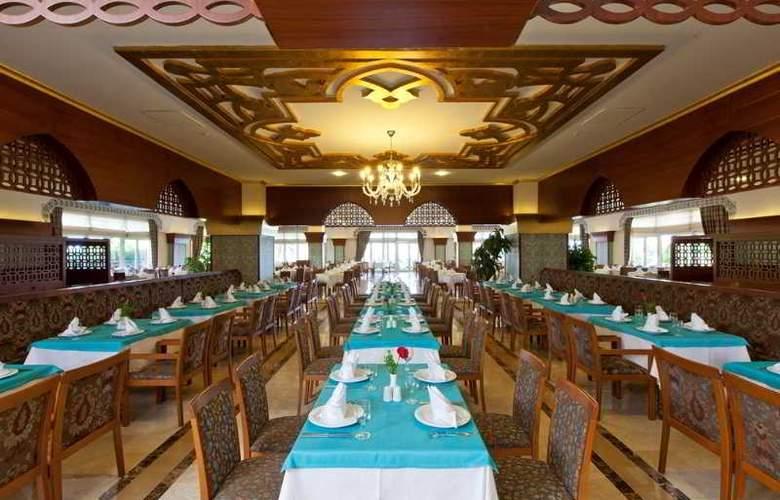 Adalya Resort Spa Hotel - Restaurant - 36
