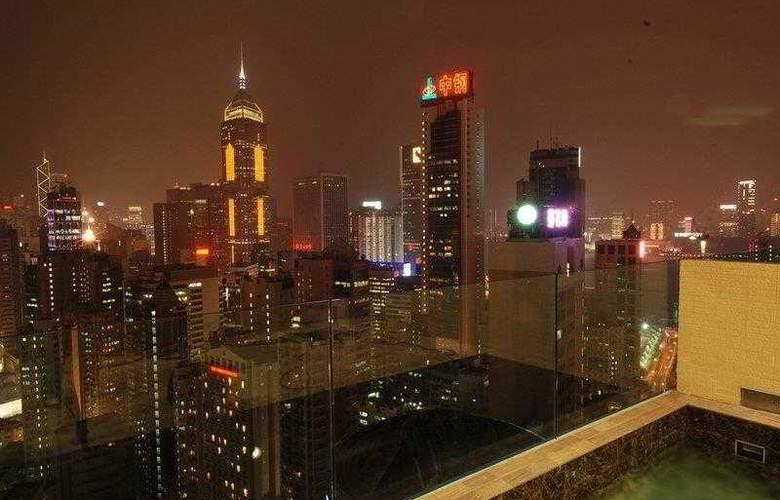 Best Western Hotel Causeway Bay - Hotel - 12