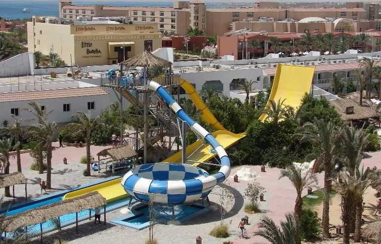 Sindbad Aqua Resort - Pool - 1