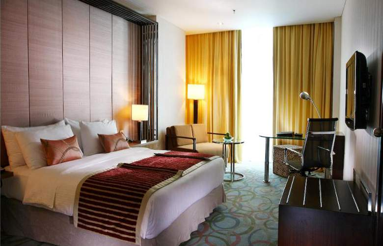 Grand Swiss-Belhotel Medan - Room - 11