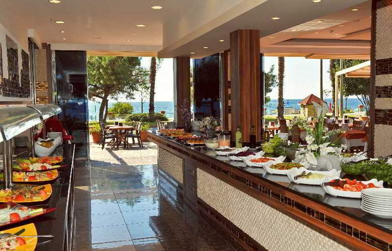 Kleopatra Ada Beach - Restaurant - 5