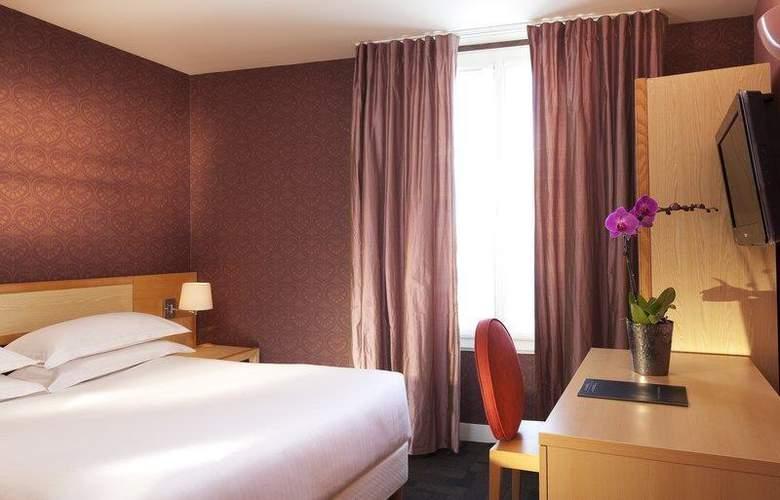Best Western Bretagne Montparnasse - Room - 21