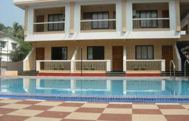 Villa Candolim - Pool - 2