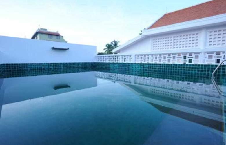 Karavansara Retreat And Residences - Pool - 9