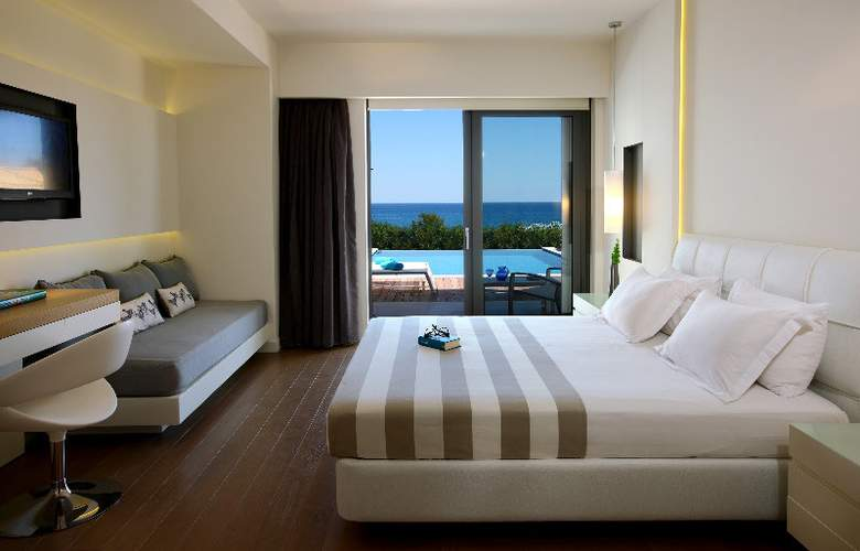 Cavo Olympo Luxury Resort & Spa - Room - 6