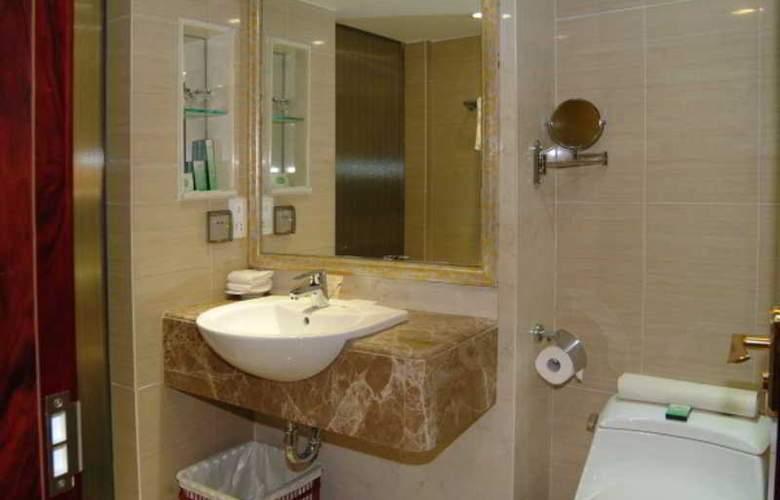 GuangDong Hotel - Room - 2