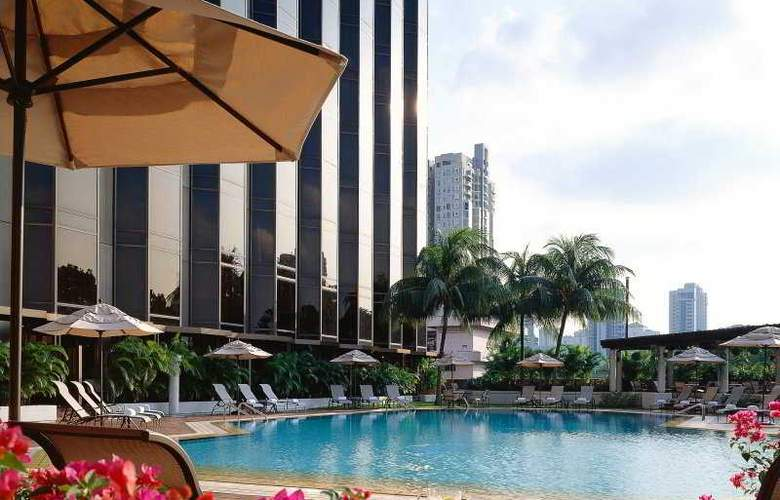 Sheraton Towers Singapore - Pool - 8