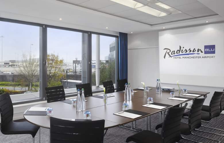 Radisson Blu Hotel Manchester Airport - Hotel - 19