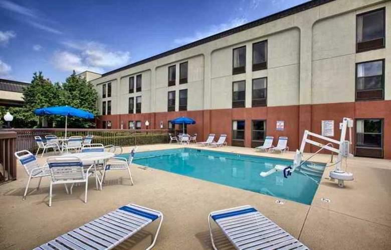 Hampton Inn Raleigh- Garner - Hotel - 2