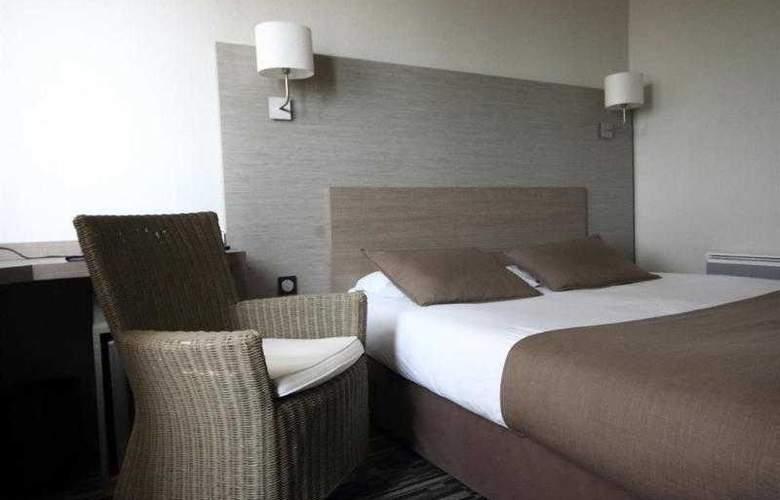 Auberge de Jons - Hotel - 33