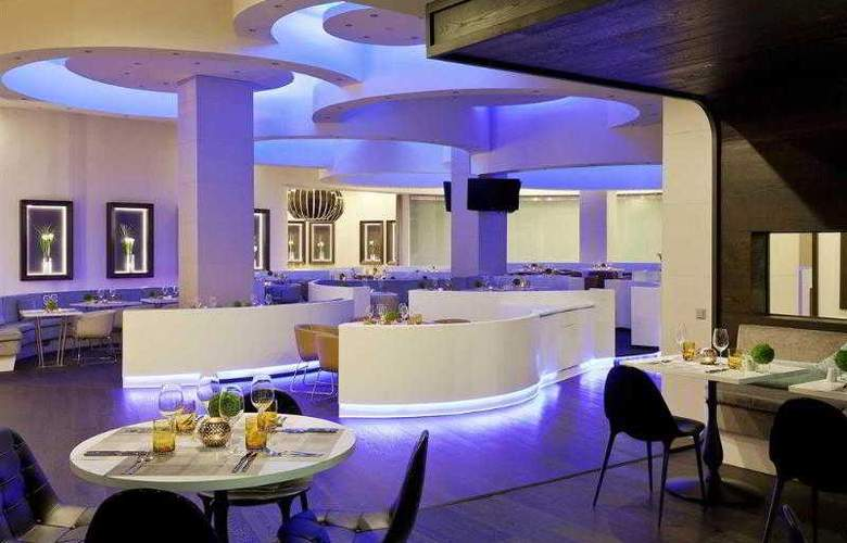 Novotel Moscow City - Restaurant - 3