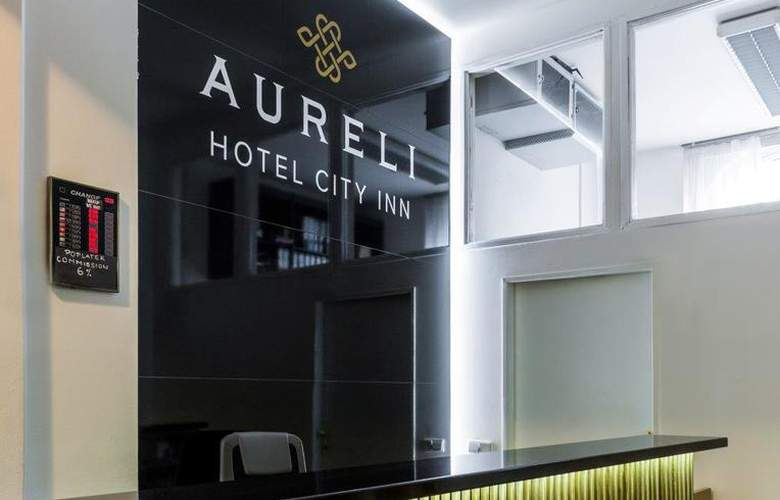 Aureli City Inn - Hotel - 0