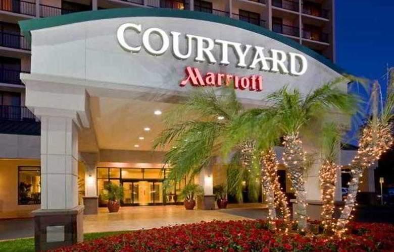 Courtyard Los Angeles Pasadena/Monrovia - Hotel - 14