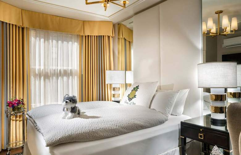The Alise San Francisco - A Staypineapple Hotel - Room - 1
