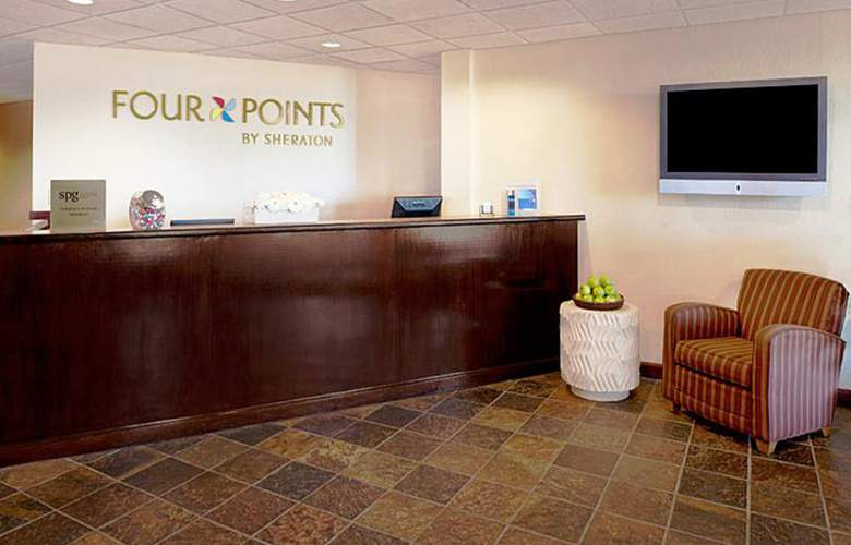 Four Points by Sheraton Oklahoma City Airport - General - 1