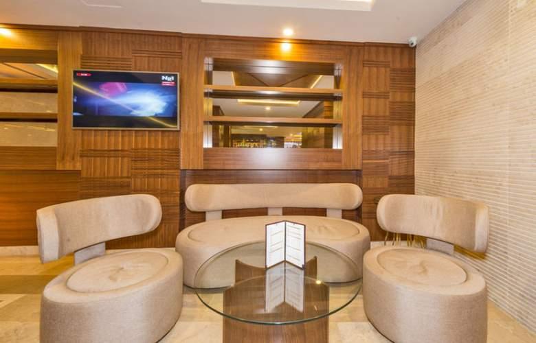 Bekdas Hotel Deluxe - Bar - 67