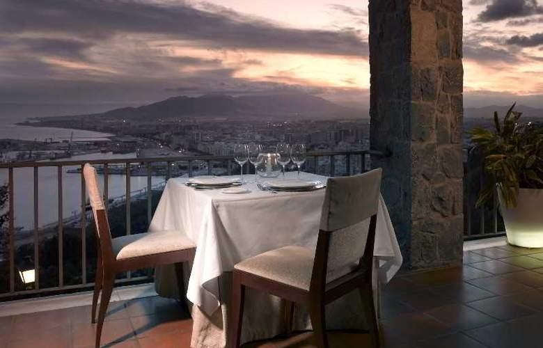Parador de Malaga. Gibralfaro - Restaurant - 14